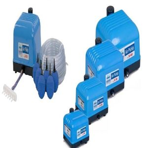 aquaforte v flow air pumps