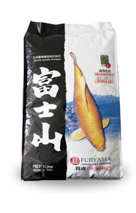 Fujiyama koi and pond pellet food