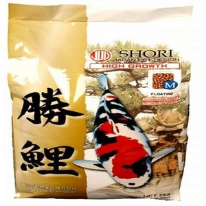 shori high growth koi food pellets