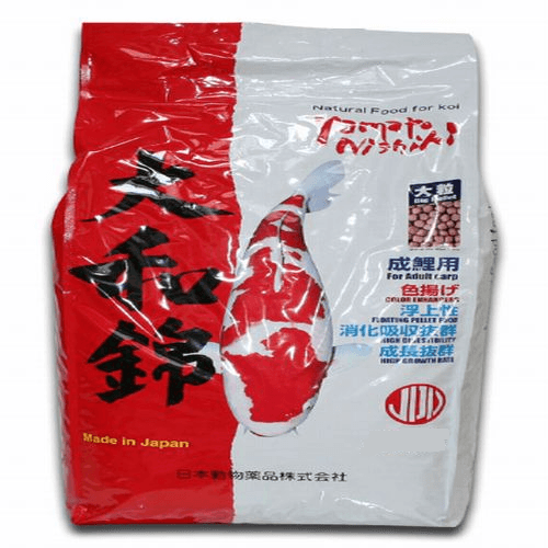 yamato colour enhancer koi food
