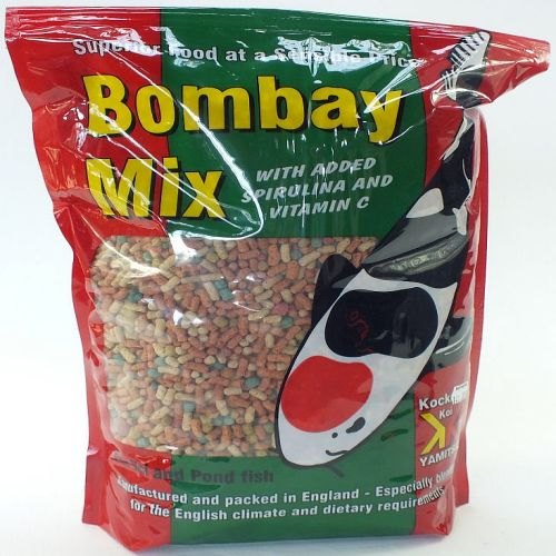 kockney koi yamitsu bombay mix koi food