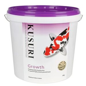 kusuri growth koi food