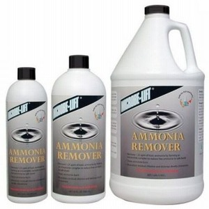microbe lift pond ammonia remover