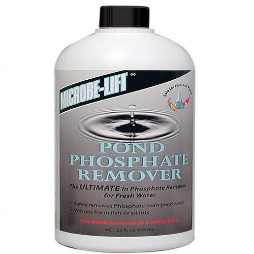 microbe lift pond phosphate remover