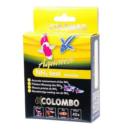 colombo NH3 ammonia pond water test kit
