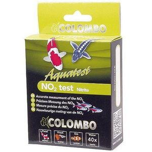 colombo No2 nitrite pond water test kit