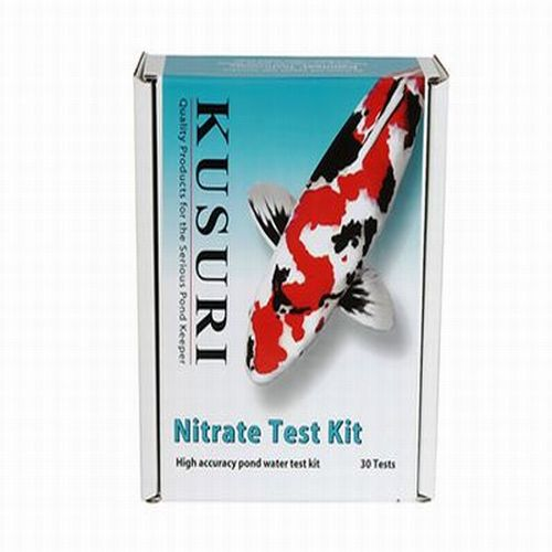 kusuri nitrate pond water test kit