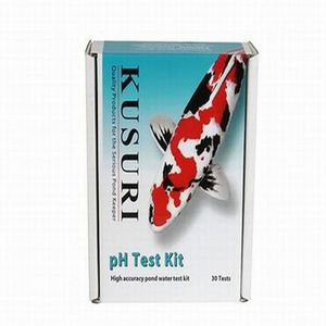 kusuri ph pond water test kit