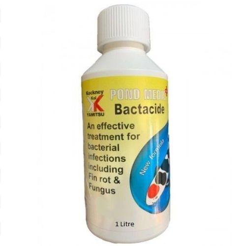 kockney koi yamitsu pond medic + bactcide pond medication