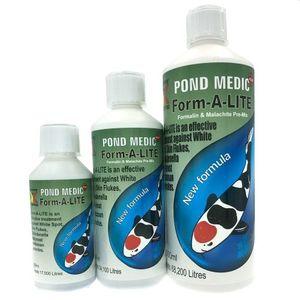 kockney koi yamitsu pond medic + form a lite pond medication