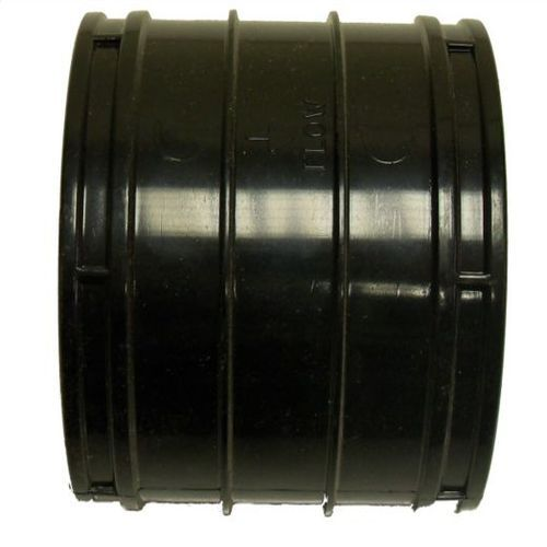 solvent weld waste straight coupling connector