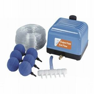 superfish-koi-flow-air-pump-set