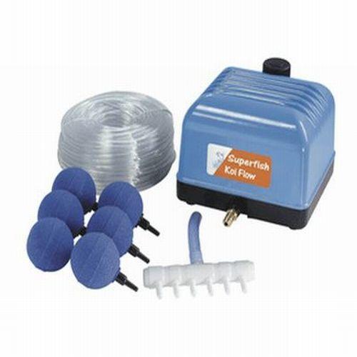 superfish-koi-flow-air-pump-set