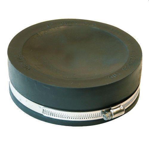 """1.5"""" flexible rubber end cap"""