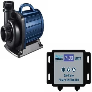 aquaforte dm vario pond pump