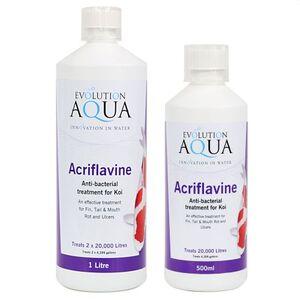 evolution aqua Acriflavin