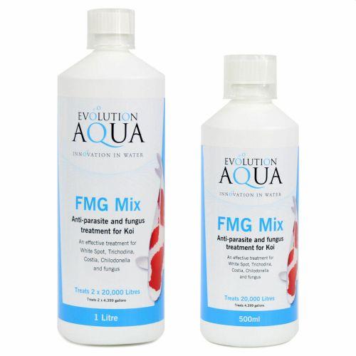 evolution aqua FMG Mix