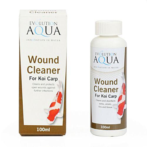 Evolution Aqua 100ml Wound Cleaner